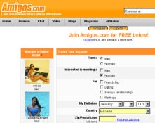 Amigos.com Dating Review