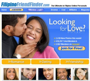 Filipino Friendfinder Review