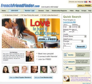 French Friendfinder Review