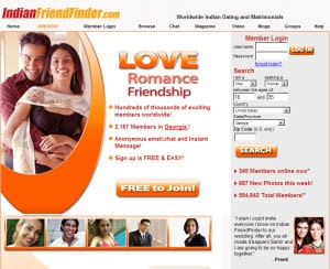 indian Friendfinder Review
