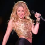 Colombian Pop Star Shakira