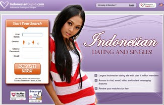IndonesianCupid Review