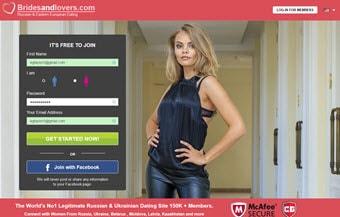 bridesandlovers.com dating review